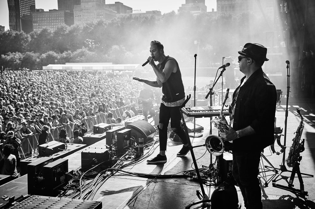 Lollapalooza Music Festival in Chicago, August 1-4, 2019