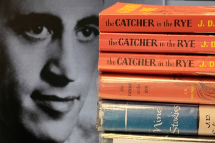 J.D. Salinger's Books to Receive Digital Release for First Time