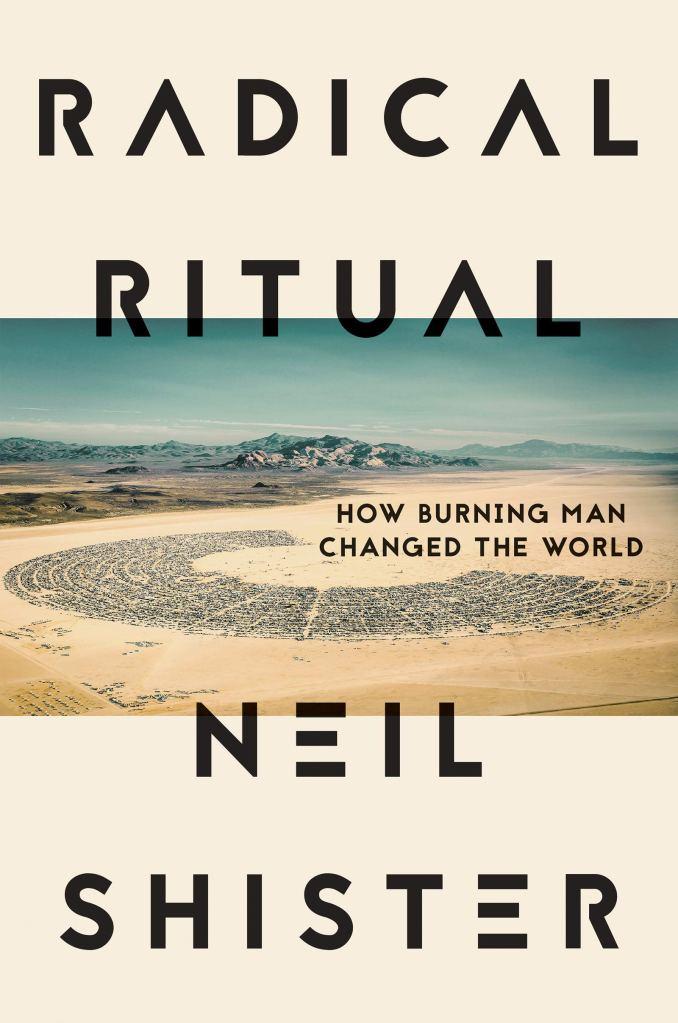 burning man book