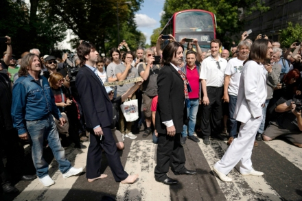 Beatles Art Director on Secrets of the 'Abbey Road' Cover – Rolling