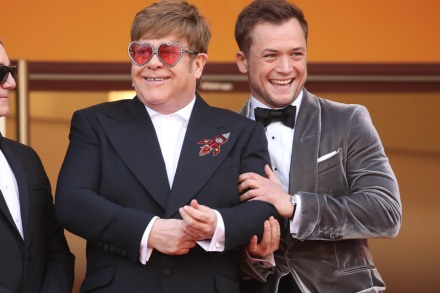 'Rocketman' Star Taron Egerton to Read Audiobook of Elton John's Memoir