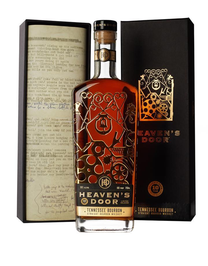 Heaven's Door 10yr Bourbon