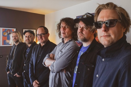 The Hold Steady Get Back to Big Riffs and Boozy Storytelling on 'Thrashing Thru the Passion'