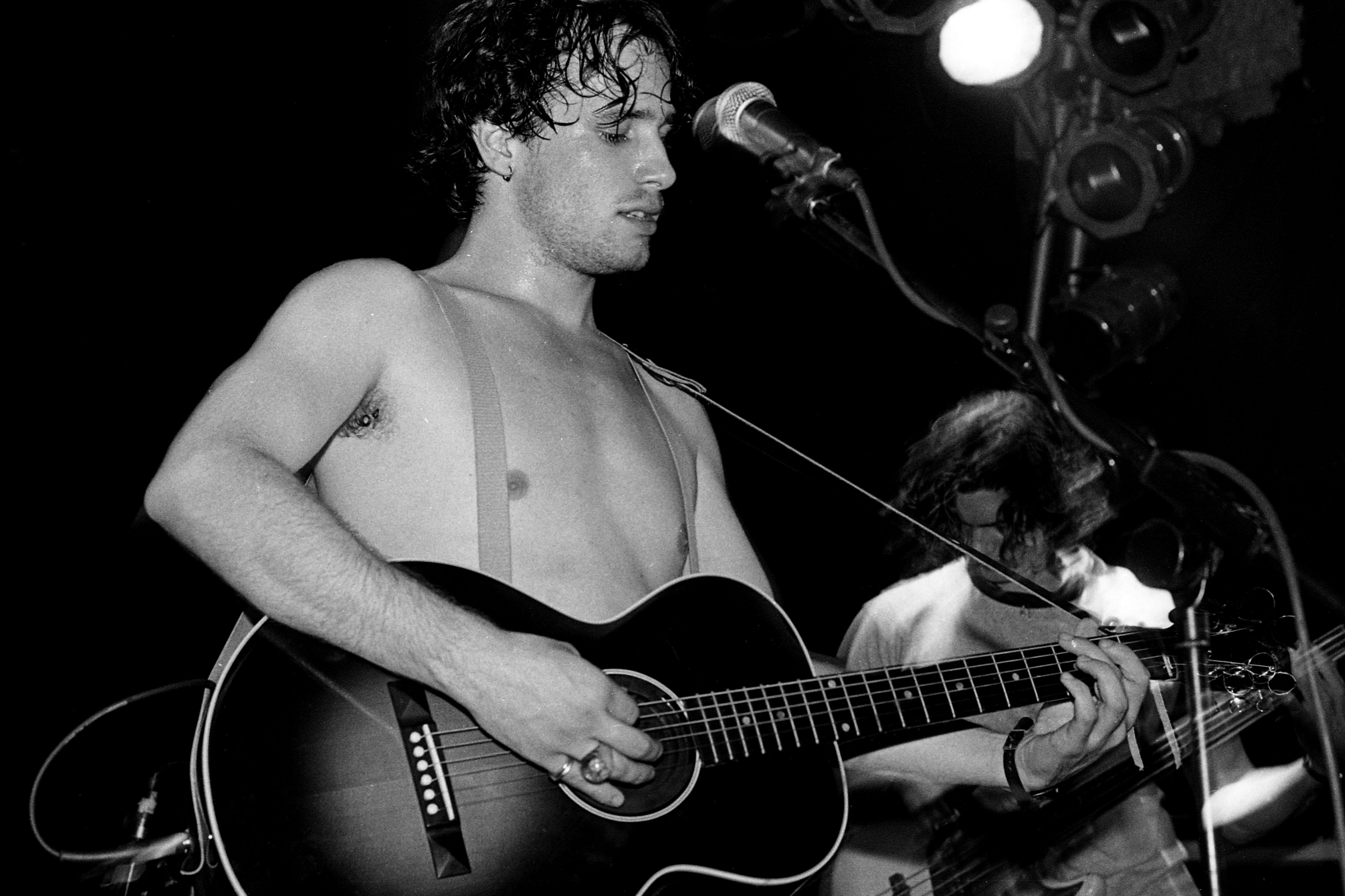 Jeff Buckley's 'Grace': 10 Things You Didn't Know