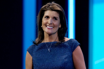 What Is Nikki Haley's Angle?