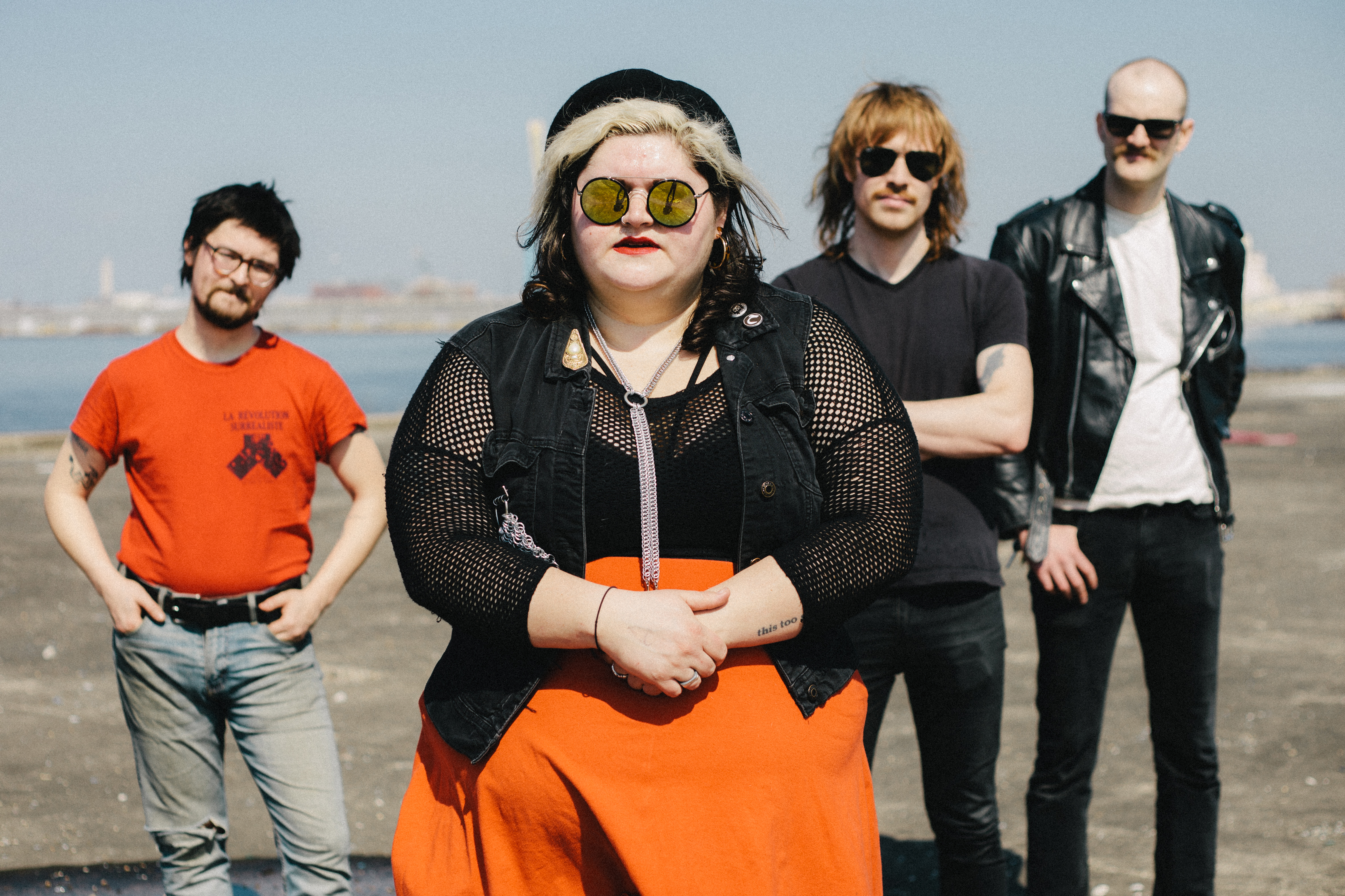 Sheer Mag Album Review: 'A Distant Call' – Rolling Stone