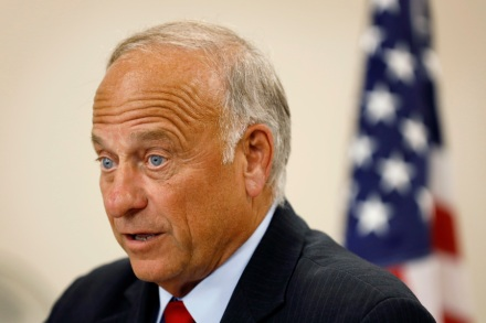 Steve King Devised an Insane Formula to Prove Immigrants Are Taking Over America
