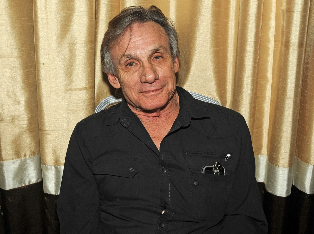 Steve Railsback attends the 2016 Chiller Theater Expo at Parsippany Hilton on April 22, 2016 in Parsippany, New Jersey.