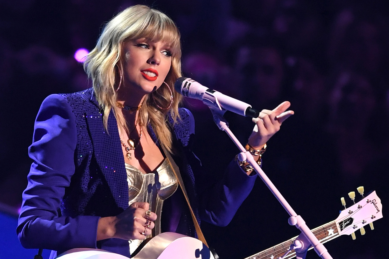 Taylor Swift May Not Play Stadiums For Lover Tour Rolling Stone