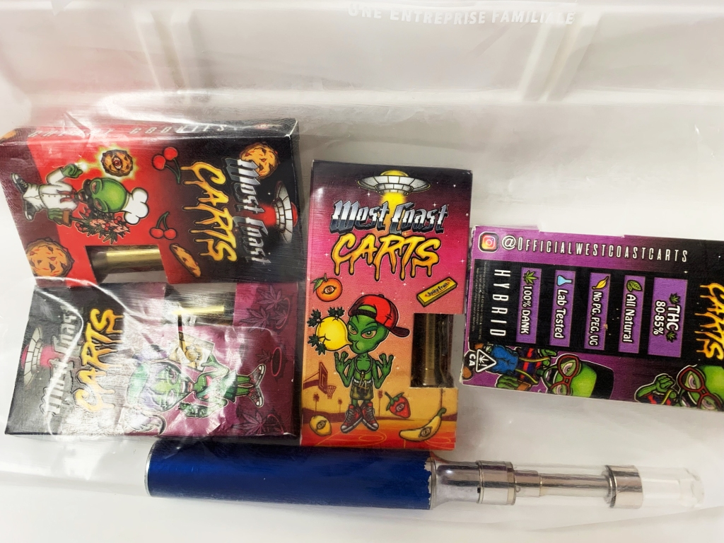 Fake THC Carts Are Sending People to the Hospital – Rolling