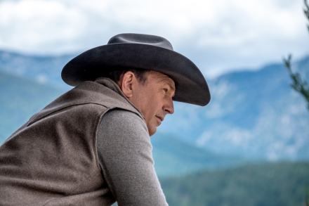 How TV Show 'Yellowstone' Created Its Gritty World With
