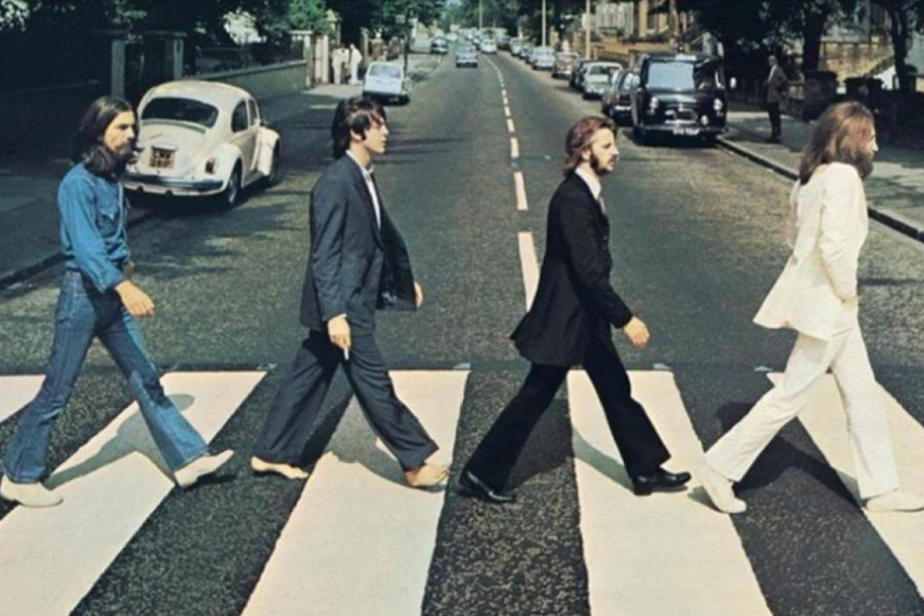 """The Beatles will reissue """"Abbey Road"""" for the 50th anniversary."""