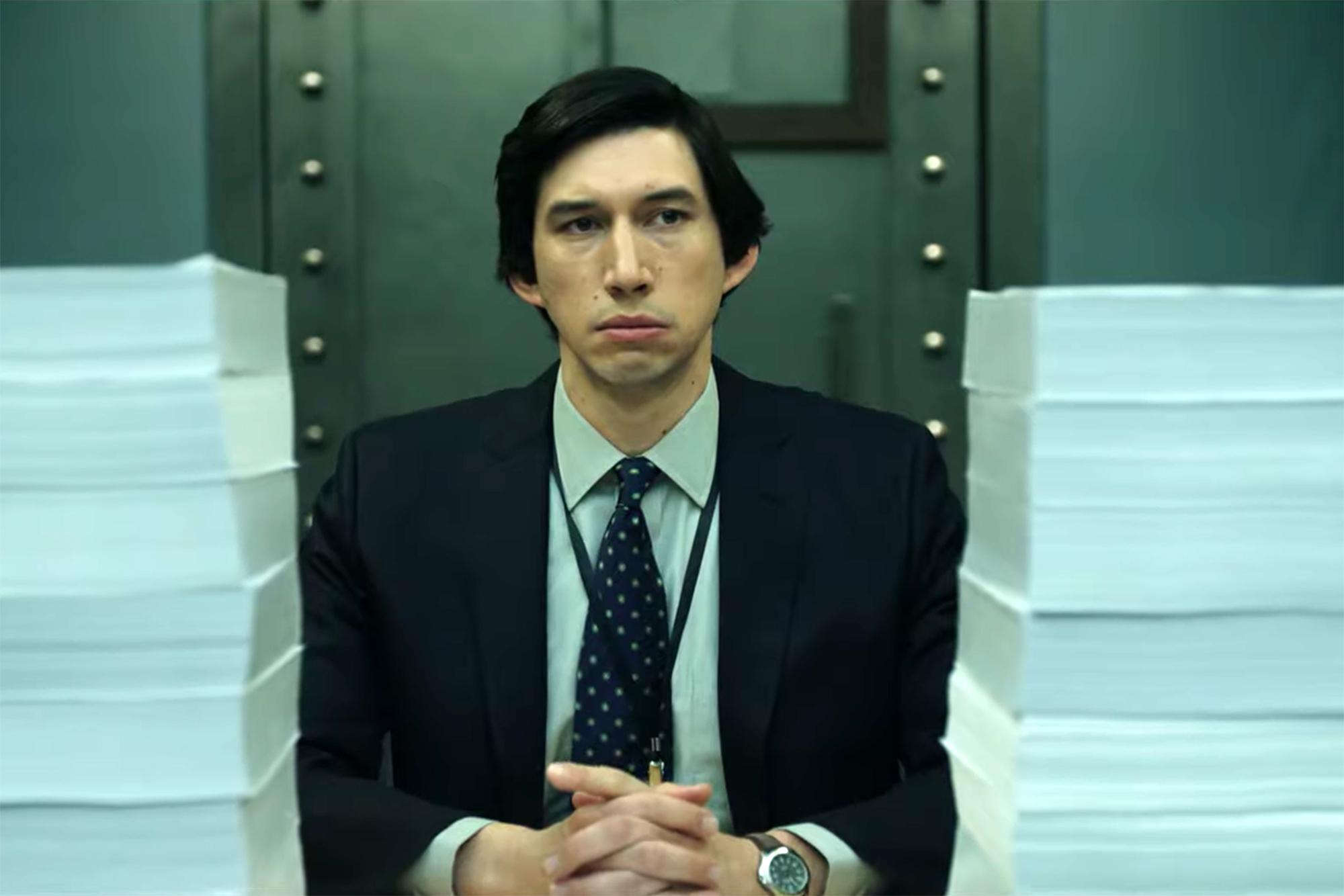 Watch Adam Driver Expose CIA Torture in 'The Report' Trailer