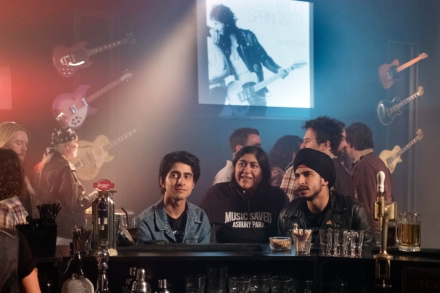 'Blinded by the Light' Director, Screenwriter Talk Bringing Springsteen to '80s England