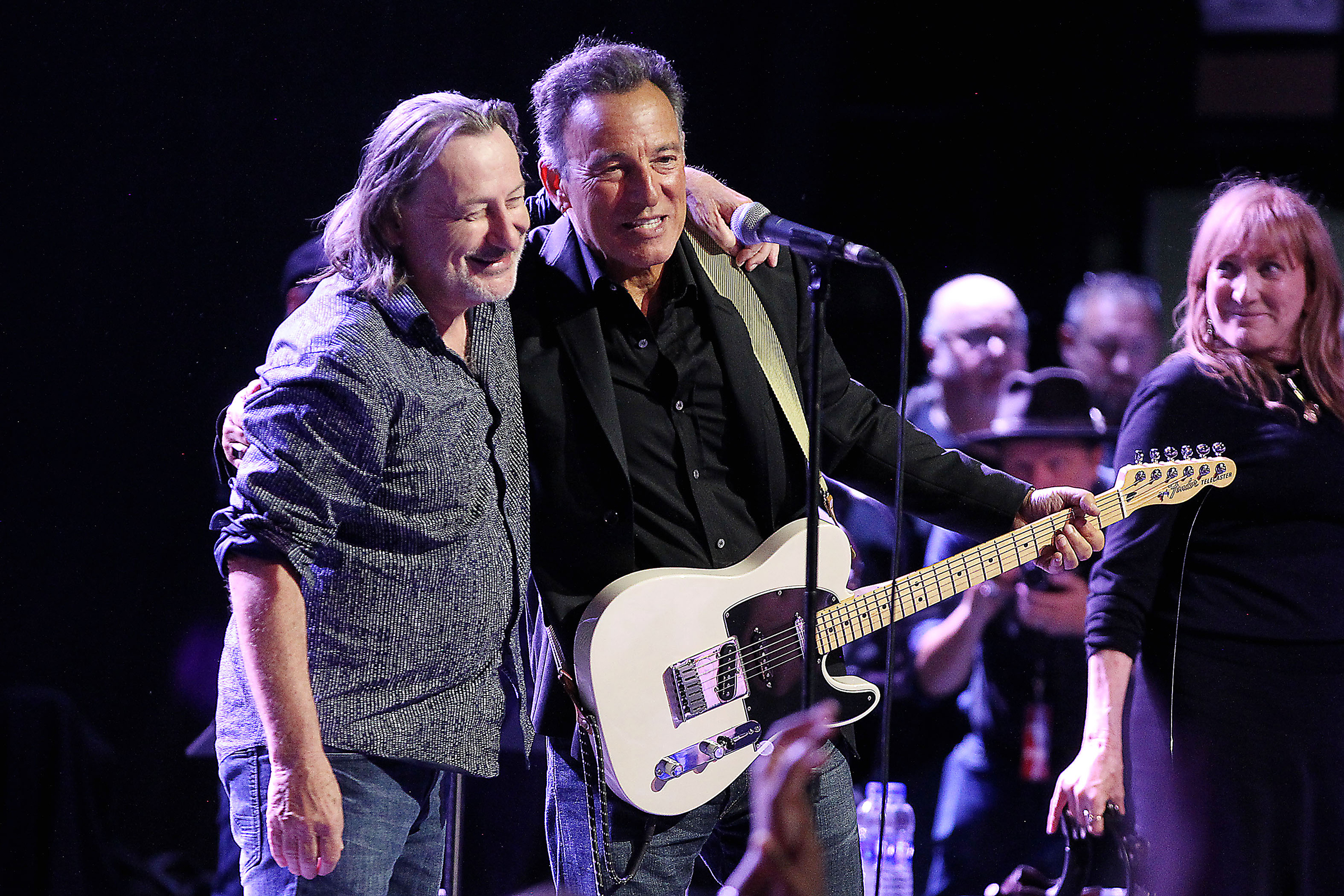 Watch Bruce Springsteen S Set At The Blinded By The Light