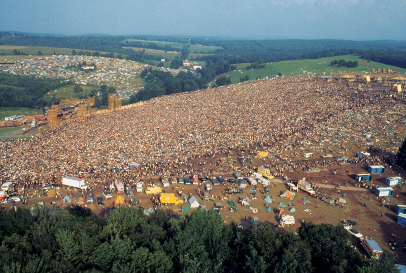Woodstock '69: Music Festival 50th Anniversary Photos - Rolling Stone
