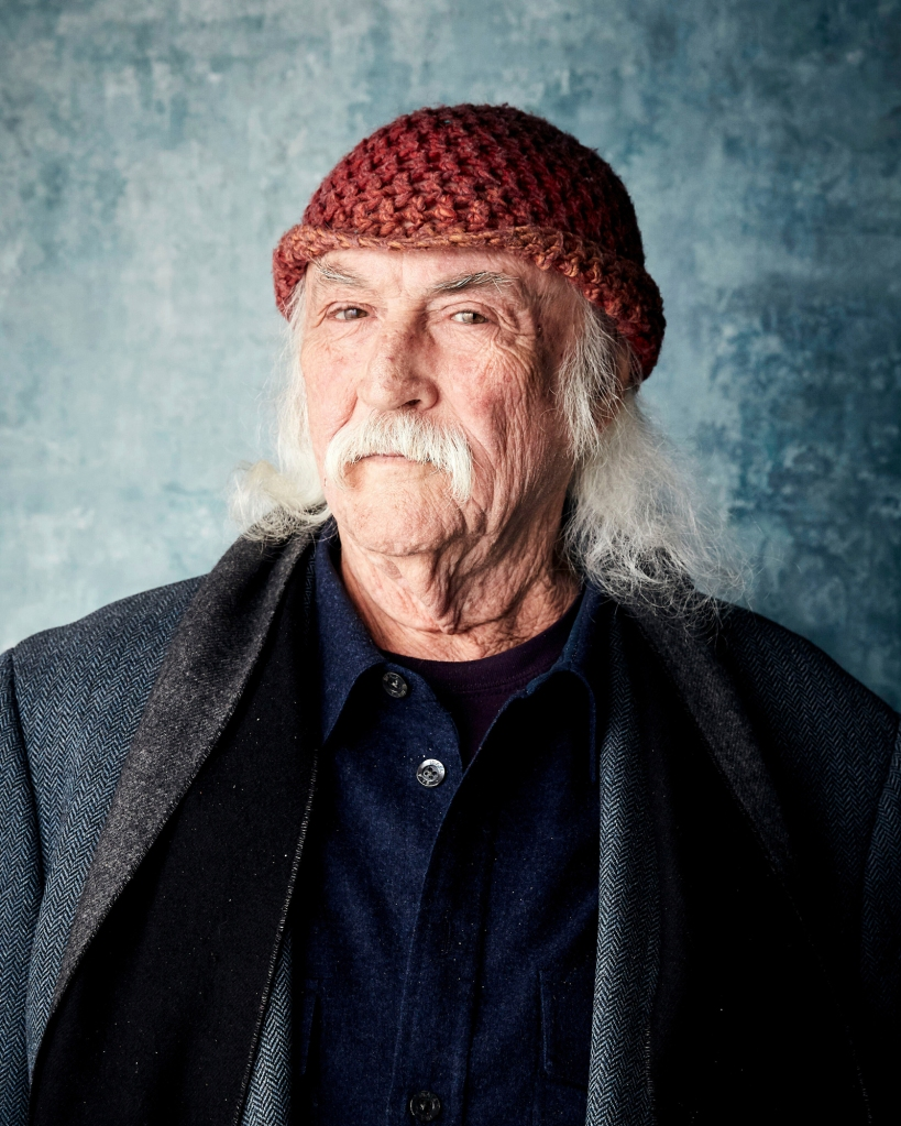"David Crosby poses for a portrait to promote the film ""David Crosby: Remember My Name"" at the Salesforce Music Lodge during the Sundance Film Festival, in Park City, Utah2019 Sundance Film Festival - ""David Crosby: Remember My Name"" Portrait Session, Park City, USA - 26 Jan 2019"