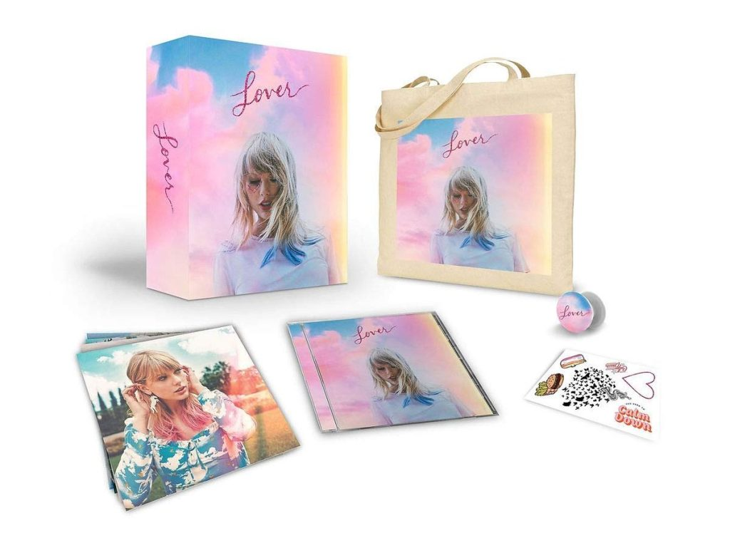 Best Taylor Swift Gifts 2019 Lover Merch T Shirt Books Fan Artwork Rolling Stone