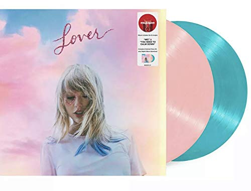 taylor swift lover vinyl