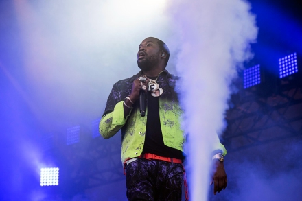 Meek Mill Is Still a Star, But He's Also a Symbol