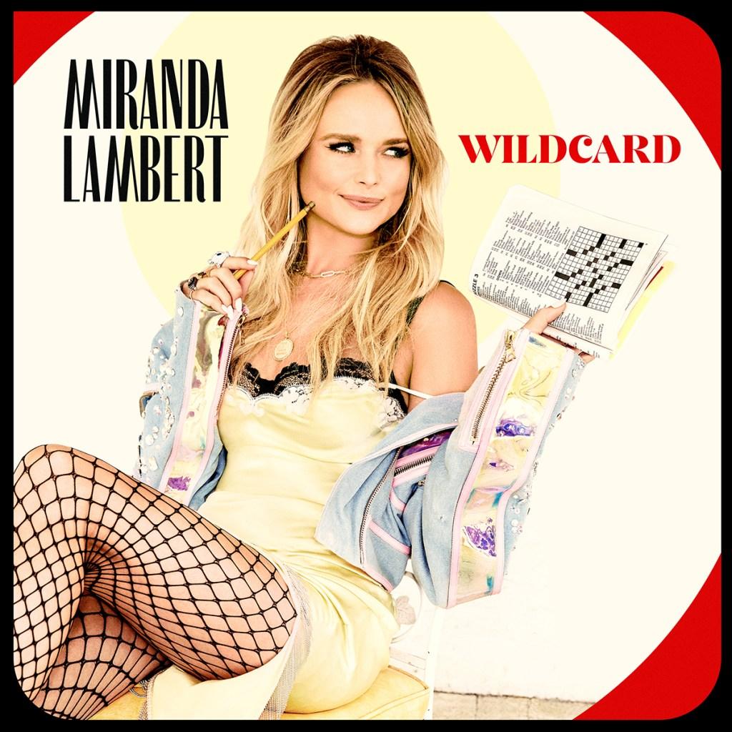 Miranda Lambert new album 'Wildcard'