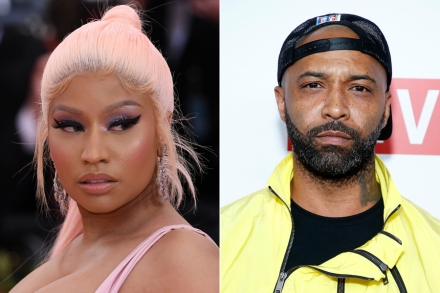Nicki Minaj and Joe Budden Wage Hip-Hop's First Podcast-Only Beef