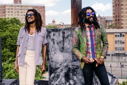 'Dub Poetry' Duo the No-Maddz Are Busting Out of the Reggae Niche