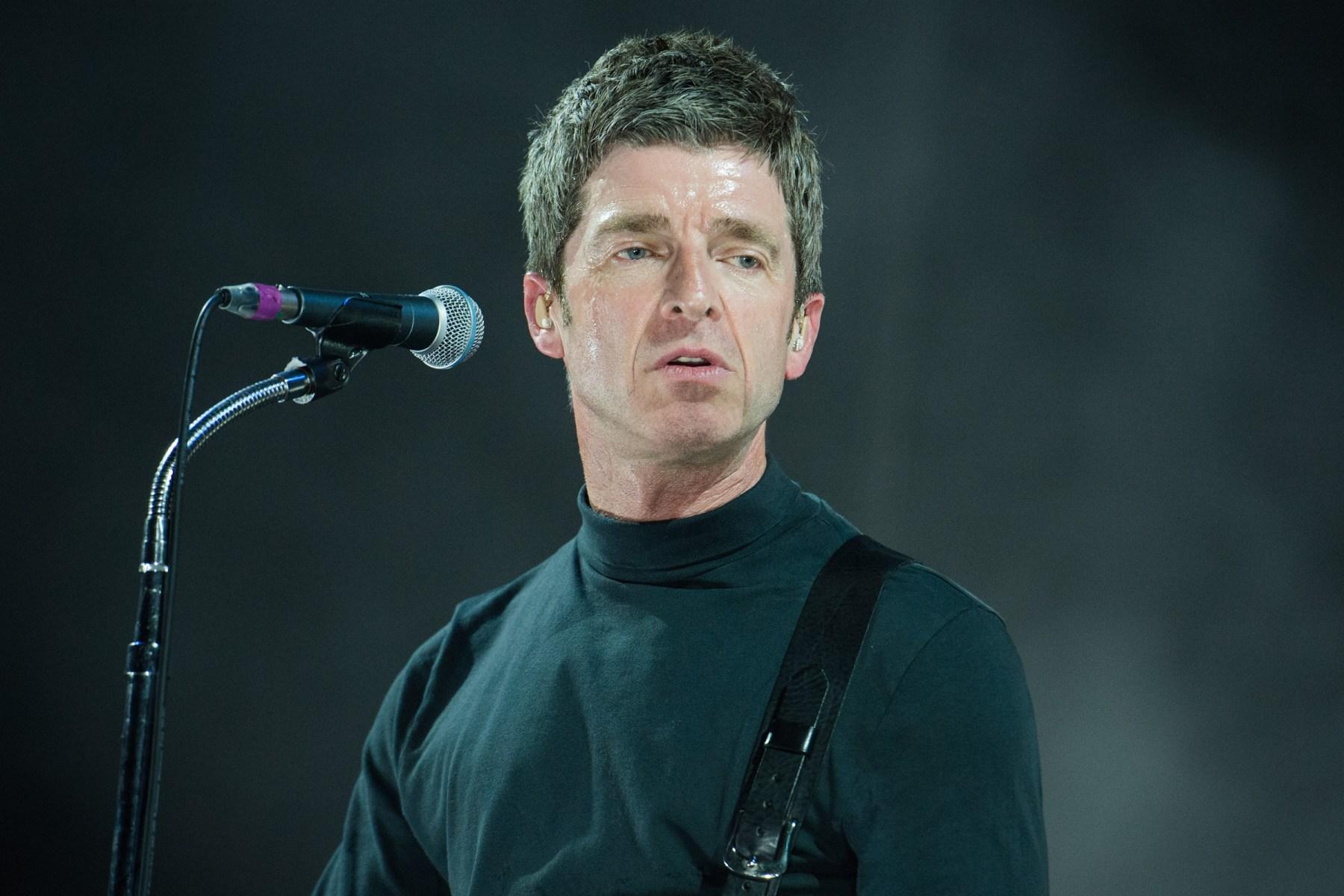 Noel Gallagher, Noel Gallagher's High Flying Birds.