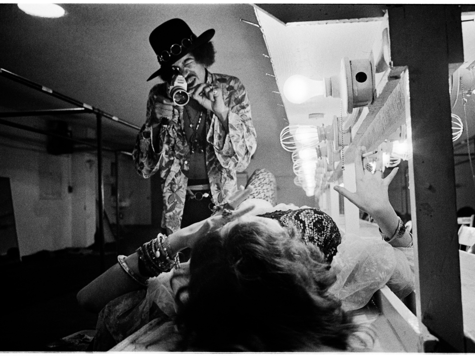 See 13 Rare Images From New Jim Marshall Book, 'Show Me the Picture'
