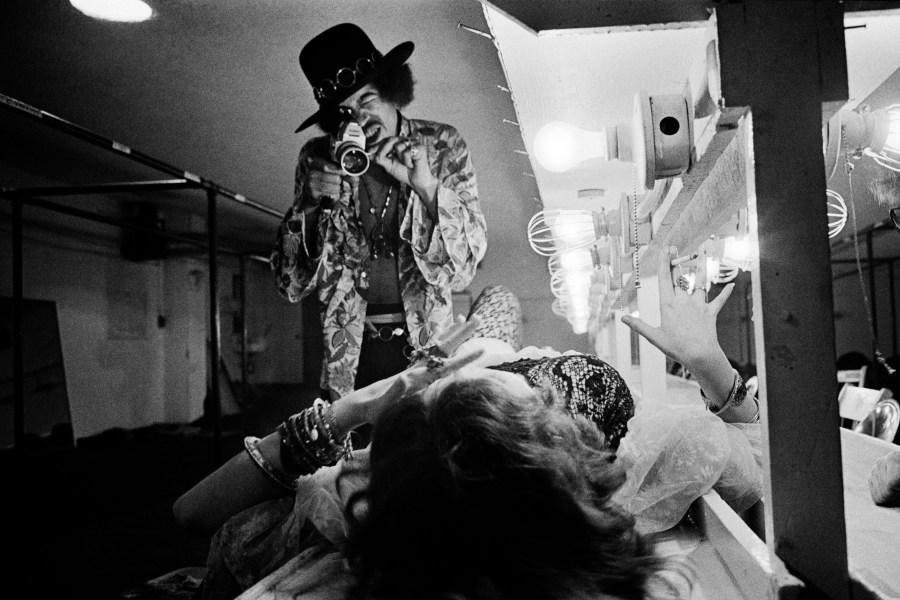 Jimi Hendrix © Jim Marshall Photography LLC
