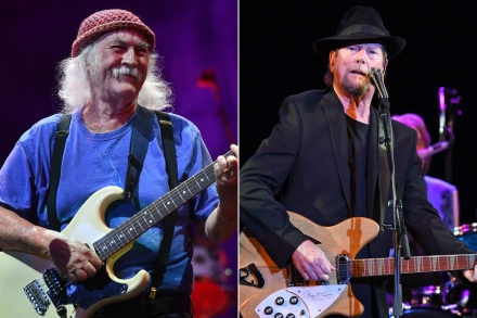 Roger McGuinn Shoots Down David Crosby's Byrds Reunion Idea (Again)