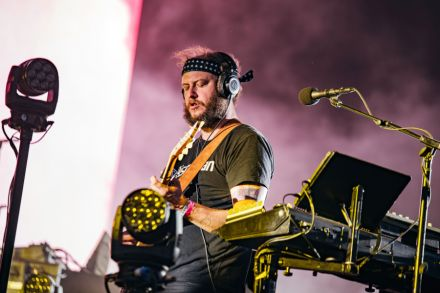 Bon Iver Partners With Spotify for 'i,i' 'Viisualiizer' Experience