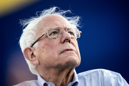 If Elected, Bernie Sanders Will Reveal What the Government Knows About Aliens