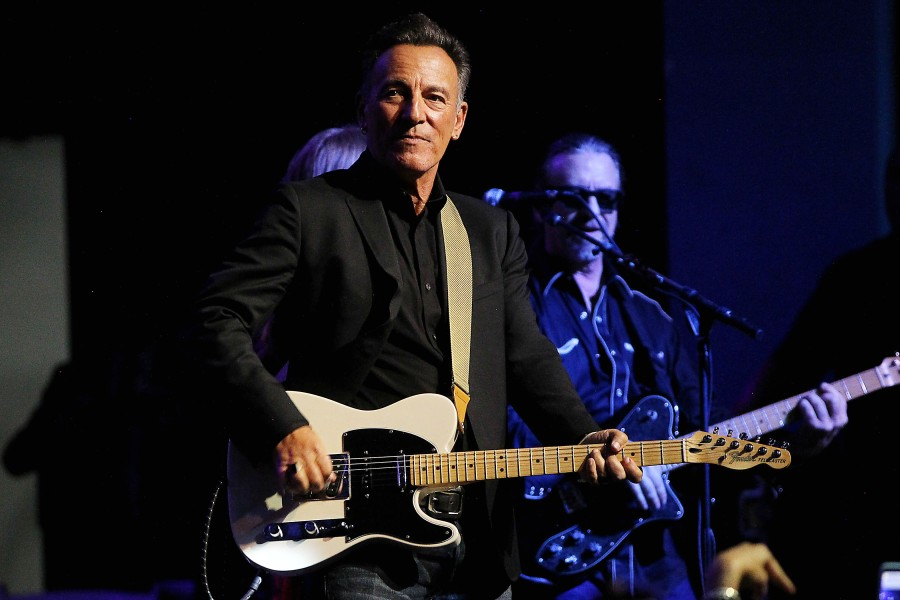 Watch Bruce Springsteen's Set at the 'Blinded By The Light' Premiere