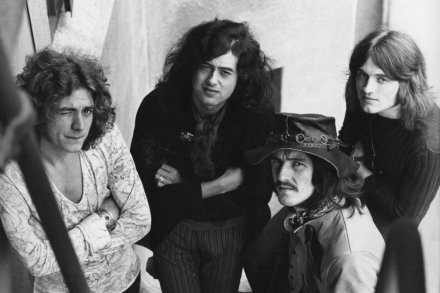 best led zeppelin gifts collectibles books merch rolling stone. Black Bedroom Furniture Sets. Home Design Ideas