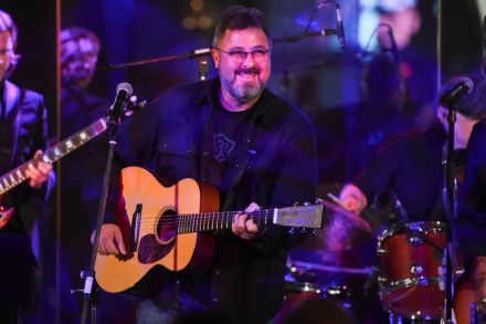 Hear Vince Gill's Songwriter Salute 'Ain't Nothin' Like a Guy Clark Song'