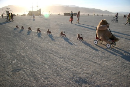 The Best Books About Burning Man