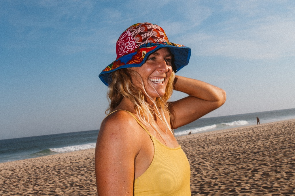 The First Time: Pro Surfer Stephanie Gilmore