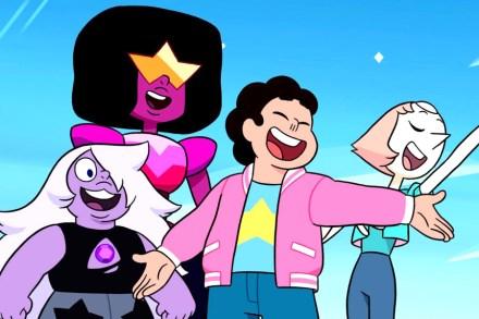 The Radical Kindness of 'Steven Universe'
