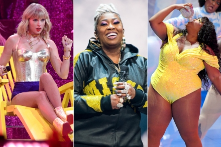 Taylor, Missy and Lizzo Save the Day at the VMAs