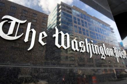'Washington Post' Doubles Down Amid Jeffrey Epstein Conspiracy Theory Controversy
