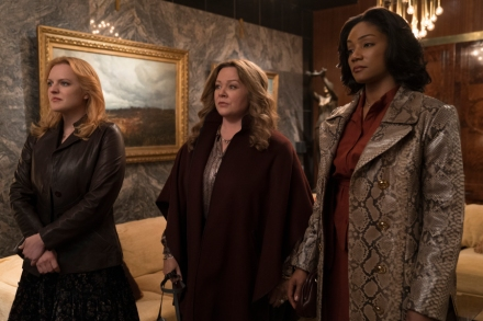 'The Kitchen' Review: Melissa McCarthy's Mob Drama Is Undercooked
