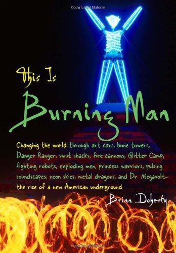 burning man books