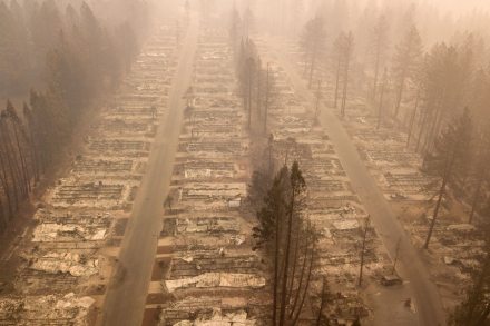 Insurance Companies Are Bailing on California Because of Wildfires