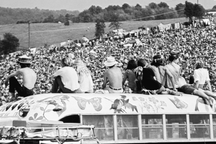 Hear Untold Stories From the Original Woodstock