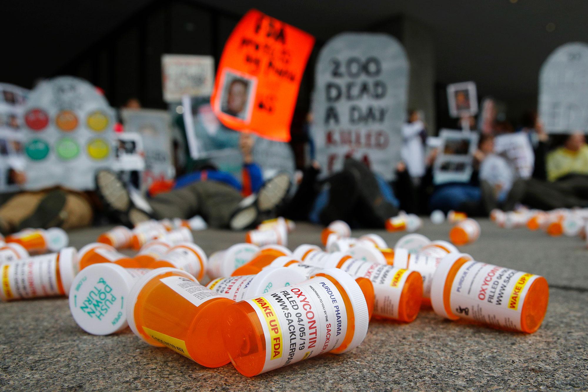 Negotiations Between Lawmakers and Purdue Pharma Heat Up