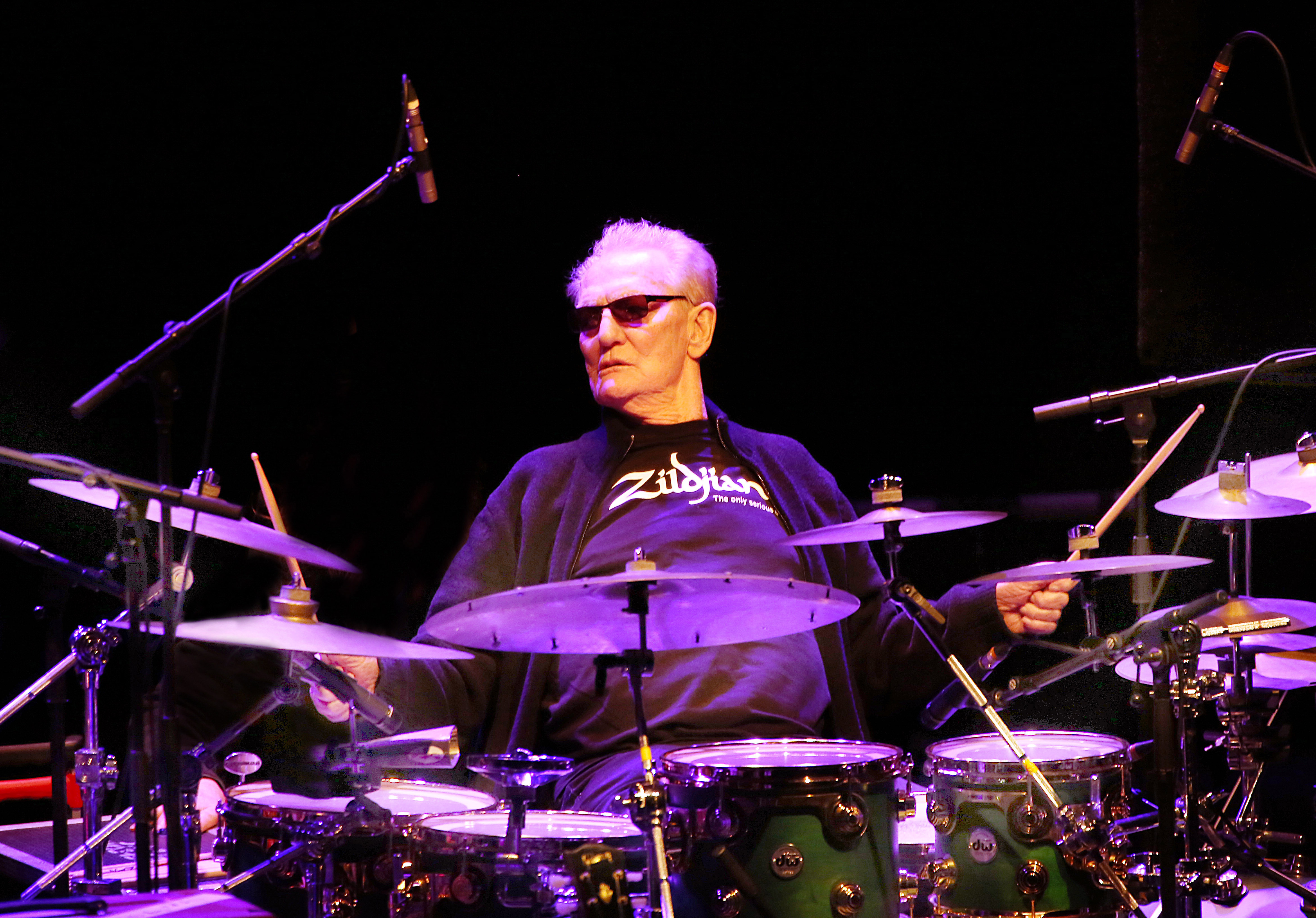 Cream's Ginger Baker is 'Critically Ill in Hospital'