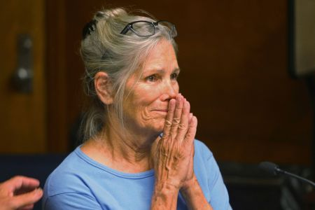 California Appeals Court Denies Parole for Manson Family Member Leslie Van Houten