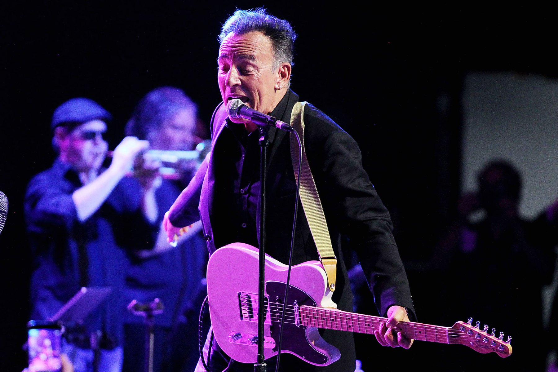 Bruce SpringsteenThe Premiere of New Line Cinemas 'Blinded By The Light' film premiere After Party, New Jersey, USA - 07 Aug 2019