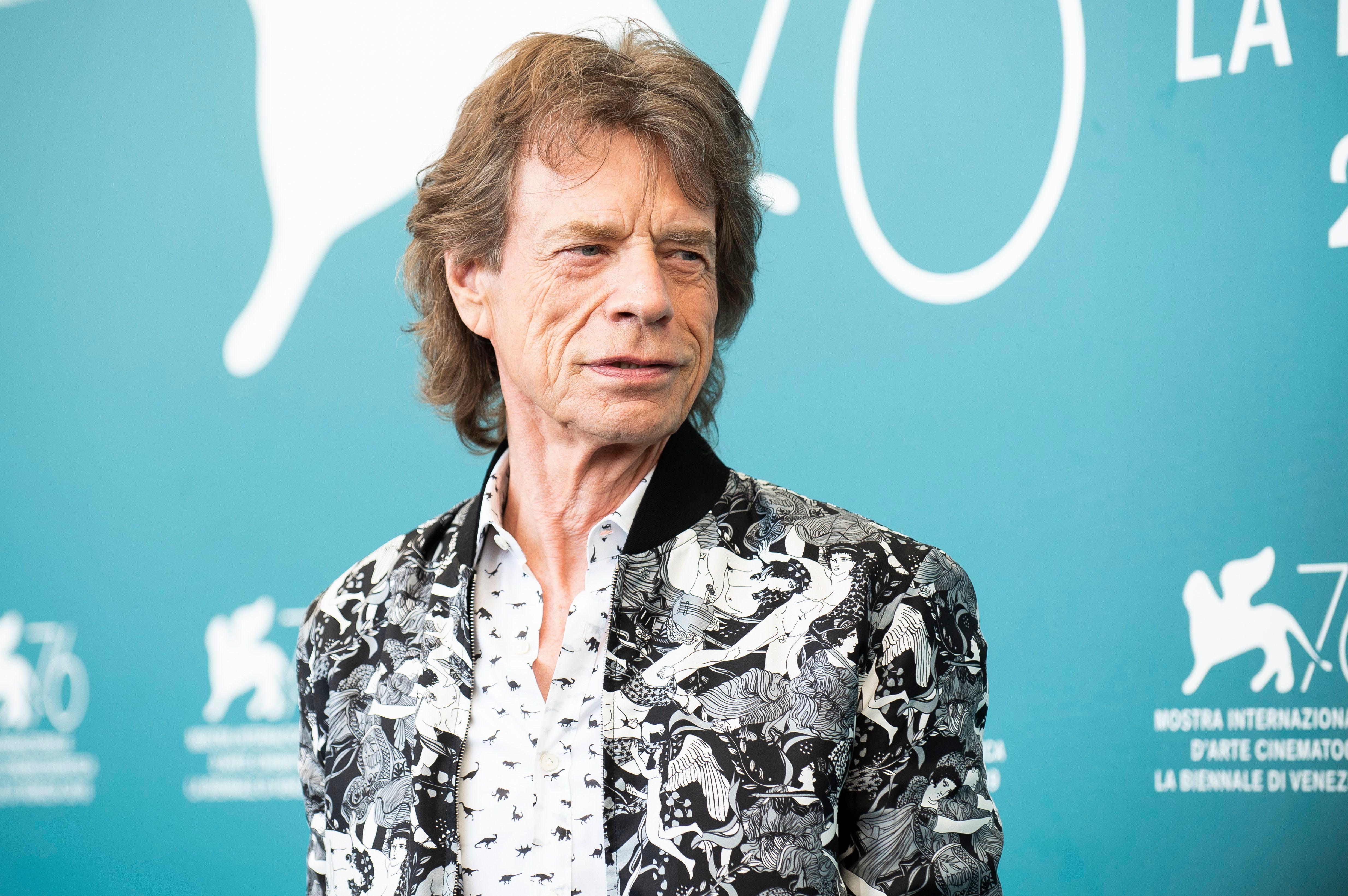 Zerchoo Music - Mick Jagger Condemns Trump Administration's